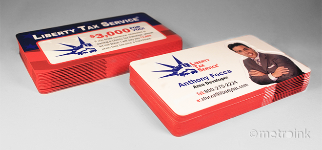 Layered business cards printing 32pt card printer metroinkprinting endless options suede 32pt colourmoves